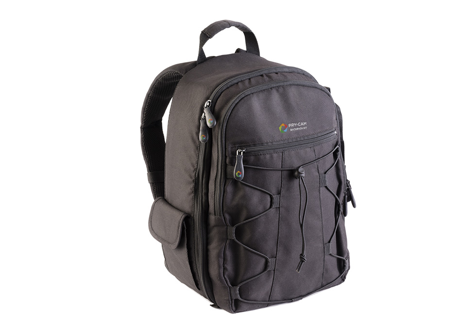 pry-cam backpack kit